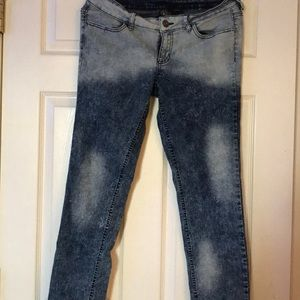 City street jeans